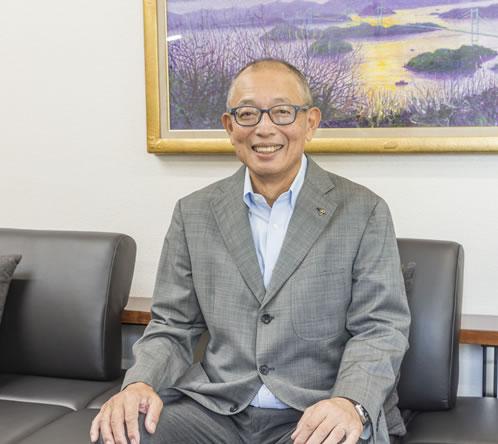 代表取締役 田中 茂
